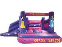 BC400 Deluxe Commercial Bouncy Inflatable larger view