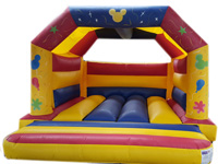 BC401 Deluxe Commercial Bouncy Inflatable larger view