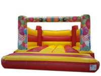 BC404 Deluxe Commercial Bouncy Inflatable larger view