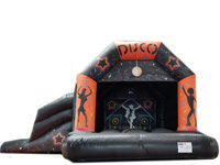 BC405 Deluxe Commercial Bouncy Inflatable larger view