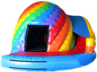BC411 Deluxe Commercial Bouncy Inflatable larger view