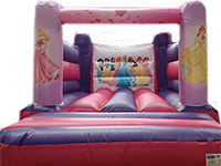 BC417 Deluxe Commercial Bouncy Inflatable larger view
