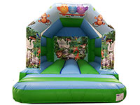 BC419 Deluxe Commercial Bouncy Inflatable larger view
