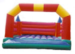 BC42 Deluxe Commercial Bouncy Inflatable larger view