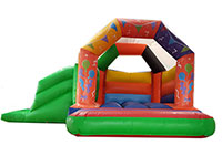 BC421 Deluxe Commercial Bouncy Inflatable larger view