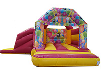 BC425 Deluxe Commercial Bouncy Inflatable larger view