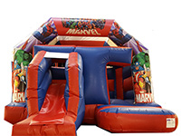 BC429 Deluxe Commercial Bouncy Inflatable larger view