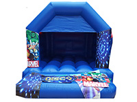 BC437 Deluxe Commercial Bouncy Inflatable larger view