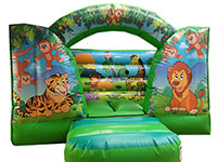 BC442 Deluxe Commercial Bouncy Inflatable larger view