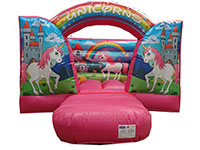 BC443 Deluxe Commercial Bouncy Inflatable larger view
