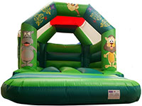 BC458 Deluxe Commercial Bouncy Inflatable larger view