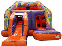 BC460 Deluxe Commercial Bouncy Inflatable larger view