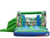 BC461 Deluxe Commercial Bouncy Inflatable larger view