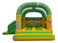 BC467 Deluxe Commercial Bouncy Inflatable larger view
