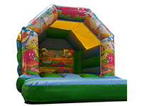 BC475 Deluxe Commercial Bouncy Inflatable larger view