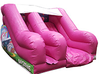 BC476 Deluxe Commercial Bouncy Inflatable larger view