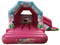 BC480 Deluxe Commercial Bouncy Inflatable larger view