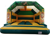BC481 Deluxe Commercial Bouncy Inflatable larger view