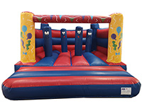 BC482 Deluxe Commercial Bouncy Inflatable larger view