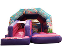 BC489 Deluxe Commercial Bouncy Inflatable larger view