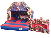 BC490 Deluxe Commercial Bouncy Inflatable larger view
