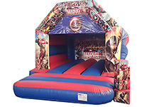 BC492 Deluxe Commercial Bouncy Castle larger view