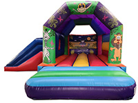 BC494 Deluxe Commercial Bouncy Inflatable larger view