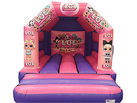 BC495 Deluxe Commercial Bouncy Inflatable larger view