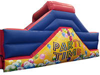 BC498 Deluxe Commercial Bouncy Inflatable larger view