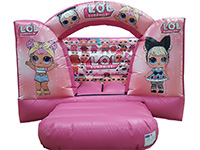BC504 Deluxe Commercial Bouncy Inflatable larger view