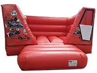 BC508 Deluxe Commercial Bouncy Inflatable larger view