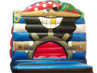BC51 Deluxe Commercial Bouncy Inflatable larger view