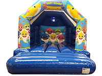 BC511 Deluxe Commercial Bouncy Inflatable larger view