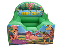 BC513 Deluxe Commercial Bouncy Inflatable larger view
