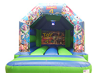 BC514 Deluxe Commercial Bouncy Inflatable larger view