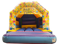 BC517 Deluxe Commercial Bouncy Inflatable larger view