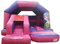 BC520 Deluxe Commercial Bouncy Inflatable larger view