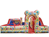 BC524 Deluxe Commercial Bouncy Inflatable larger view