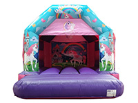 BC528 Deluxe Commercial Bouncy Inflatable larger view