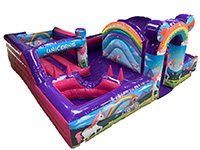 BC529 Deluxe Commercial Bouncy Inflatable larger view