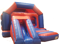 BC536 Deluxe Commercial Bouncy Inflatable larger view