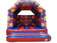 BC538 Deluxe Commercial Bouncy Inflatable larger view