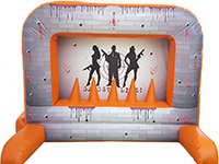BC546 Deluxe Commercial Bouncy Inflatable larger view