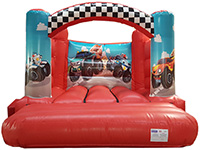BC548 Deluxe Commercial Bouncy Inflatable larger view