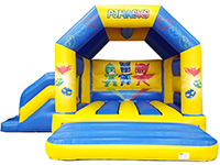 BC553 Deluxe Commercial Bouncy Castle larger view