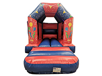 BC555 Deluxe Commercial Bouncy Inflatable larger view