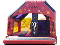 BC556 Deluxe Commercial Bouncy Inflatable larger view