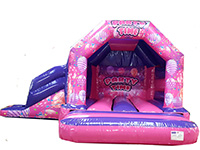BC559 Deluxe Commercial Bouncy Inflatable larger view
