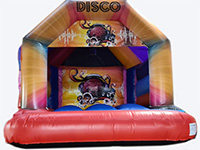 BC561 Deluxe Commercial Bouncy Inflatable larger view