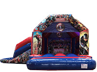 BC567 Deluxe Commercial Bouncy Inflatable larger view